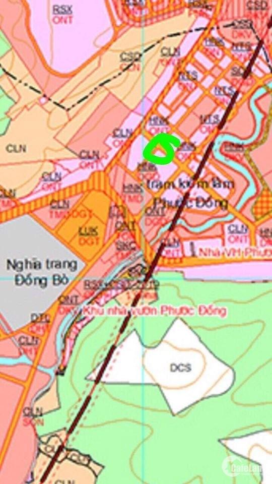 Đất Nền Cách Trung Tâm Hành Chính Tỉnh 500m Sổ Đỏ 100% Thổ Cư