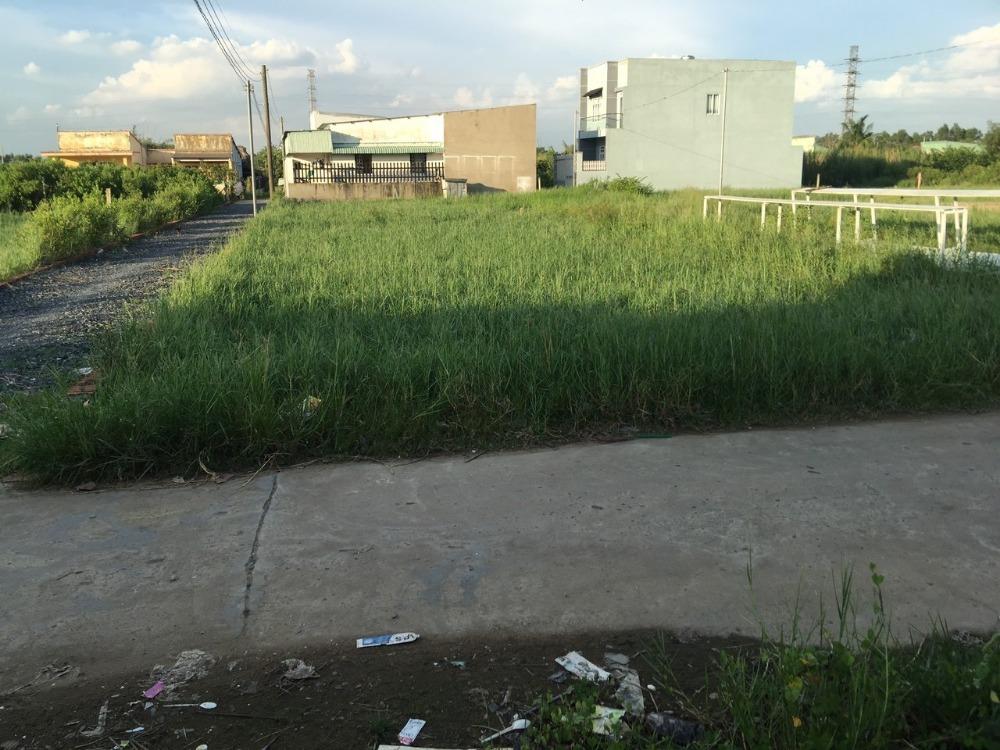 Bán đất sổ đỏ thổ cư nằm ngay trong KCD chợ Đại Phước, dân cư đông sầm uất.