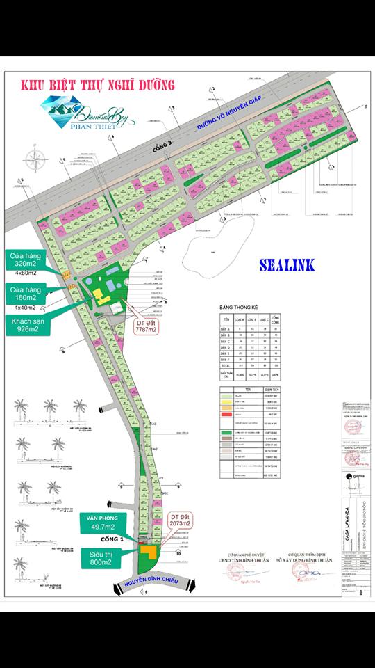 bán gấp shophouse dự án DIAMOND BAY phan thiết giá đầu tư dtich 80m2