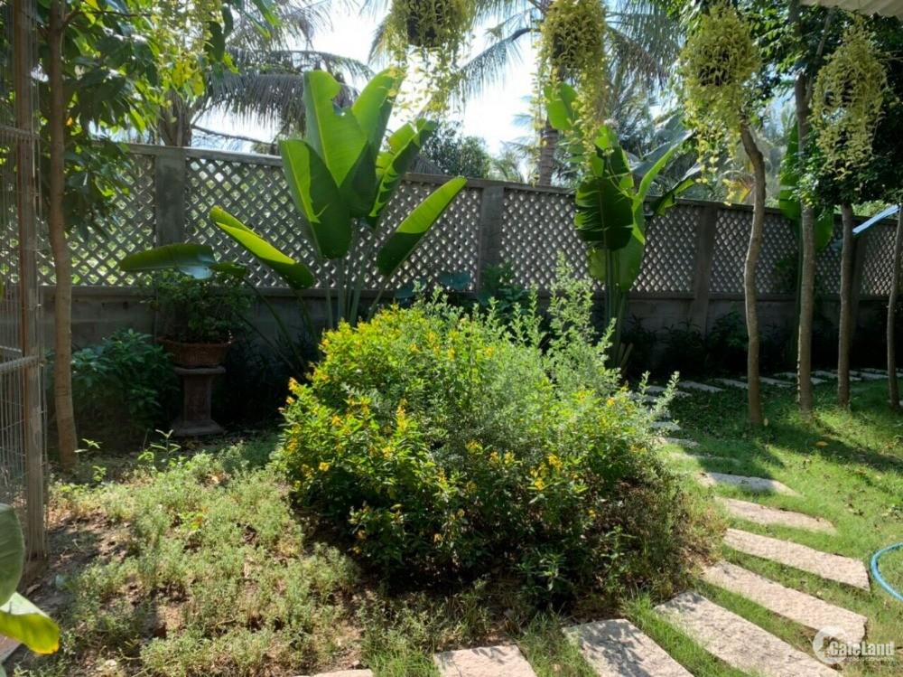 Cần bán Ngôi nhà vườn đẹp như phim trường hàn quốc , MT An Hạ - Bình Chánh