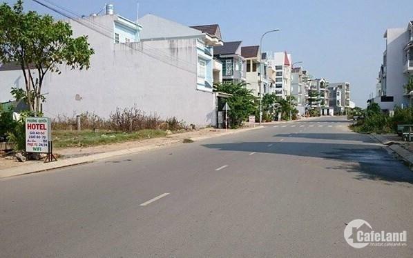 Cần bán gấp mảnh đất mặt tiền đường Tân Hòa Đông, vuông vức 100m2 giá  950tr