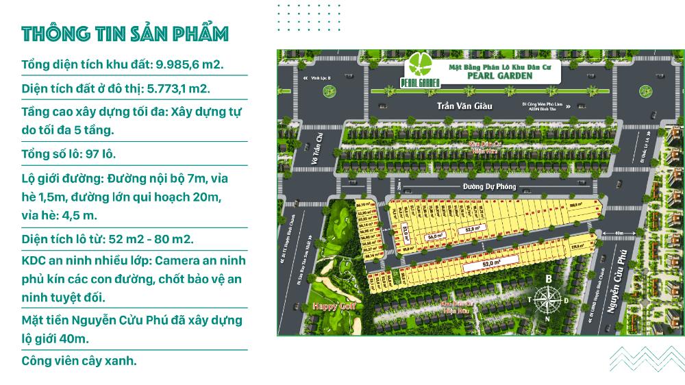 Bán đất mặt tiền Đường số 7 Tên Lửa Quận Bình Tân giá 3,4 tỷ