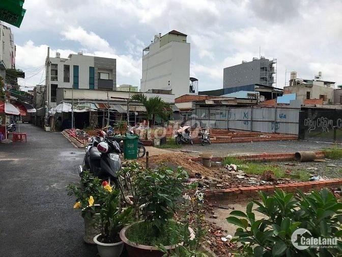 Bán đất đường Tây Thạnh Tân Phú 4x16m shr,đường 5m
