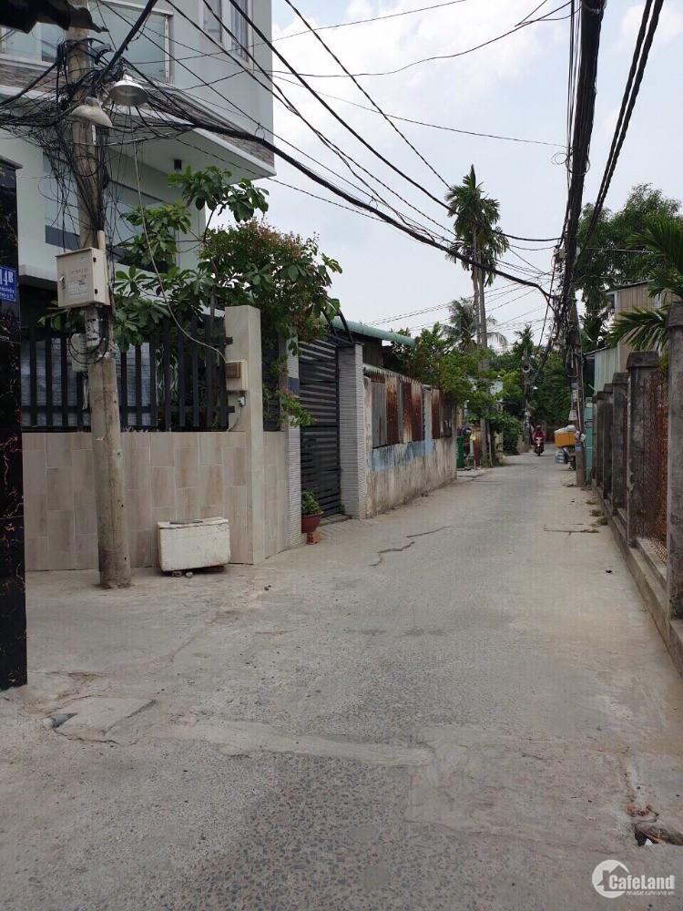 Bán lô đất 74.8m2 giá .3.2 tỷ đường số 11 phường trường thọ , sát đường Phạm Văn