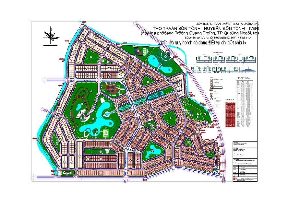 Dự án Vàng trong lòng đất Quảng- Dream City