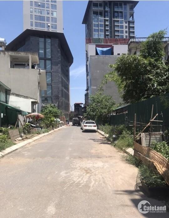 Cần bán lô đất 270m2 mặt đường Mương hóa Thụy Khuê gần Sun Grand city 175tr/m2 L