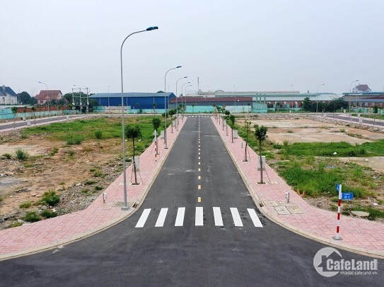 Bán đất nền dự án thuận an central, sổ hồng riêng