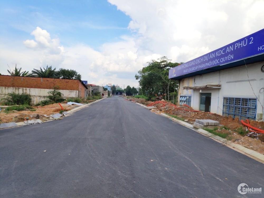 An Phú Residence sở hữu MT DT743