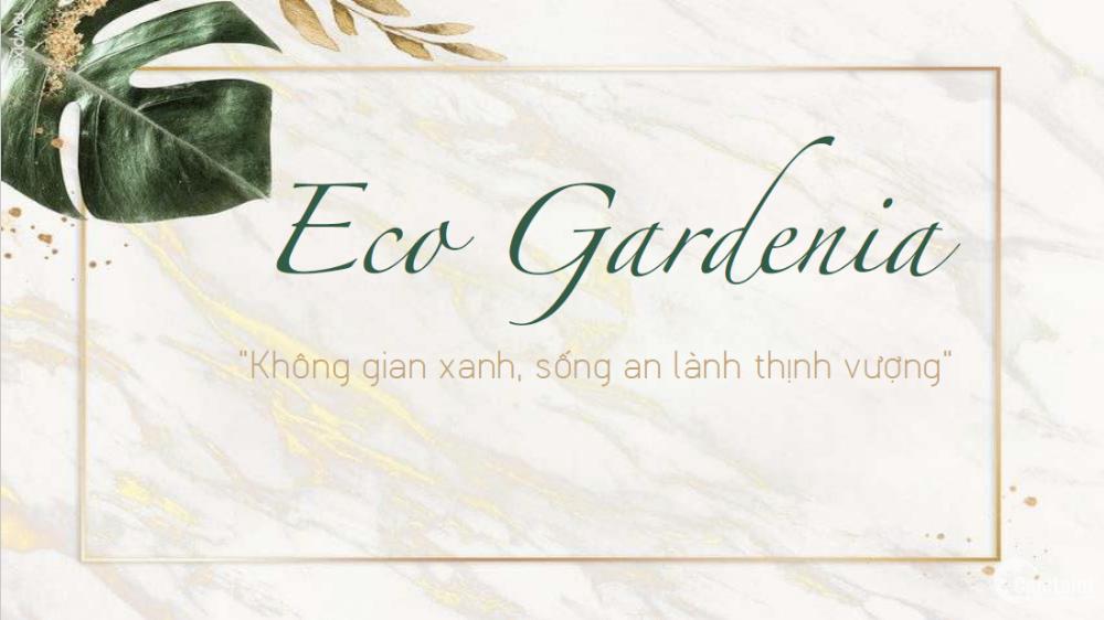 *Bán dự án đất nền Eco Gardenia Thủy Nguyên Hải Phòng - Đăng ký ngay nhận thông