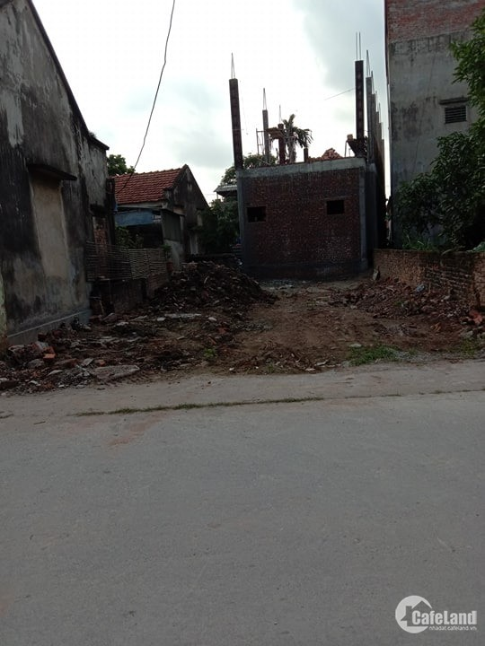 Chính chủ bán 130m2 đất xã Nghĩa Trụ, Văn Giang, Hưng Yên.