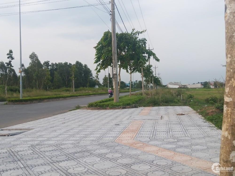 Đất nền tại trung tâm thành phố Vĩnh Long !