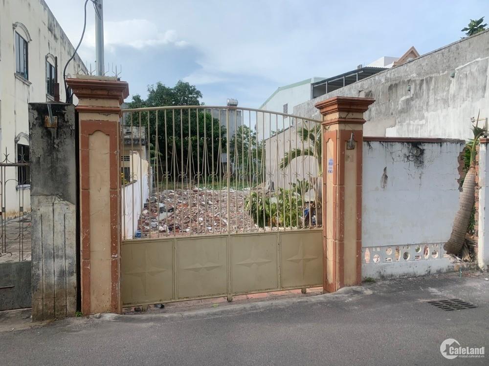 Bán đất mặt tiền đường Hải Thượng Lãn Ông, Rạch Dừa, TP Vũng Tàu, giá tốt