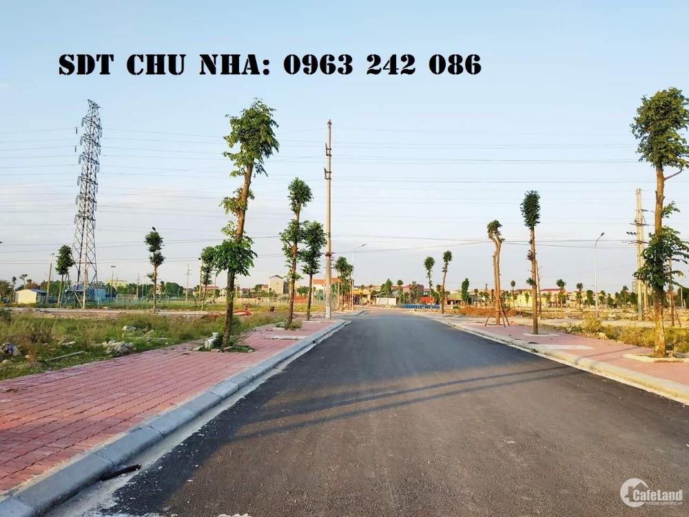 Bán lô đất vị trí đẹp KĐT mới Yên Trung, tiện KD, gần nhiều cụm KCN