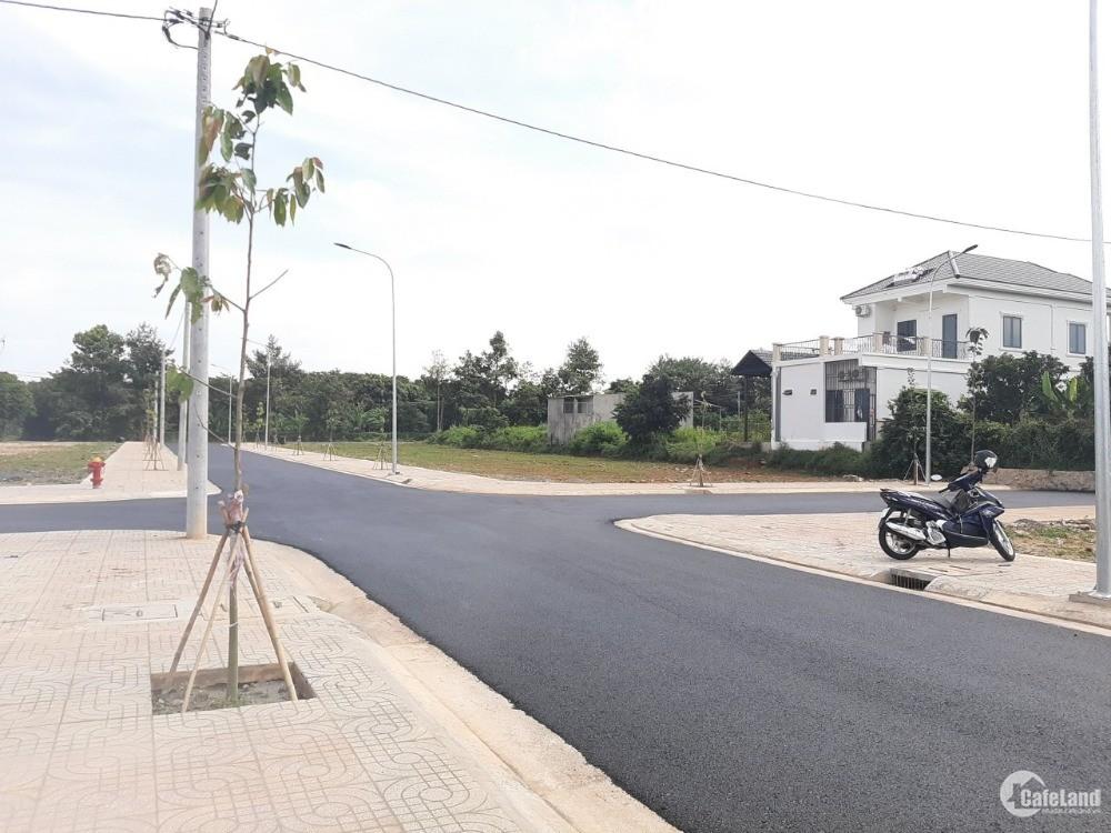 Đất KDC Hoà Long TP.Bà Rịa mặt tiền đường QL 56 mở rộng chỉ chỉ 1ty1 5x25 thổ cư