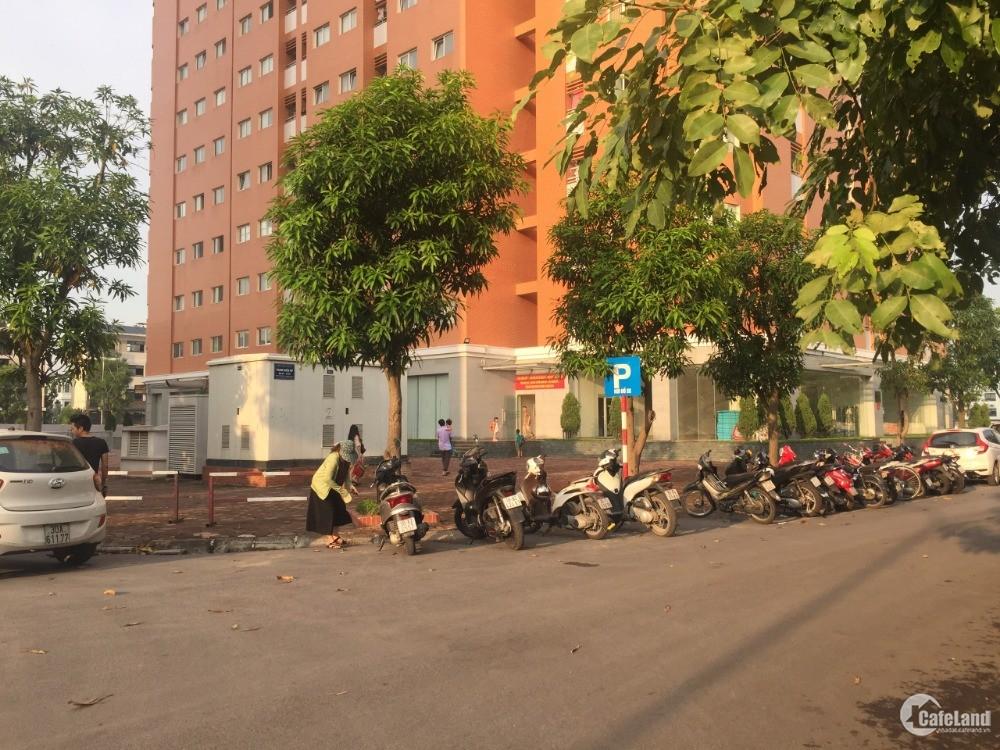 Cho thuê  tầng 1 DT:100m2 trong khu đô thị mới Nghĩa Đô-Cầu Giấy