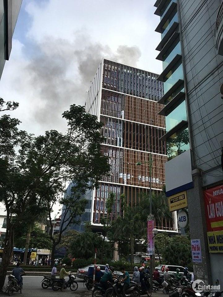 Cho thuê tầng 1 nhà ngõ Hoàng Quốc Việt, Cầu Giấy. Giá 11tr.