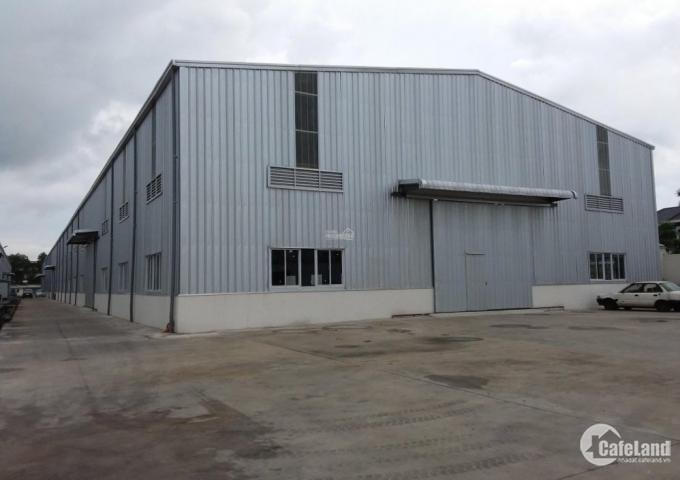 Cho thuê nhà xưởng khu công nghiệp Quang Minh, Mê Linh, HN 5000m2