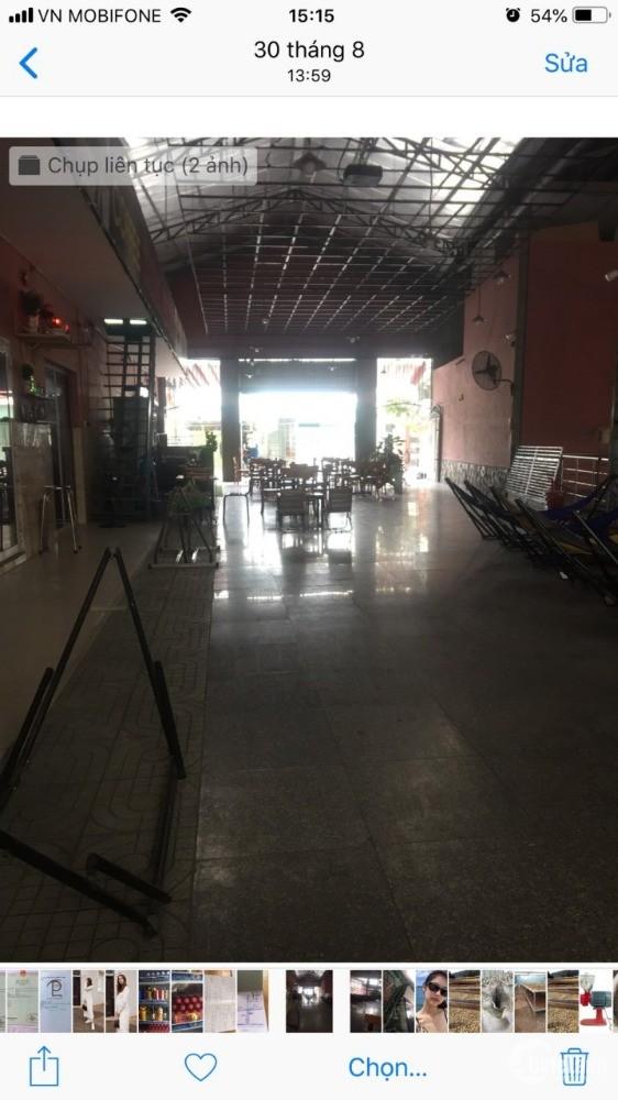Cho thuê mặt bằng ở khu trung tâm P. Bình Hưng Hoà B, Q. Bình Tân