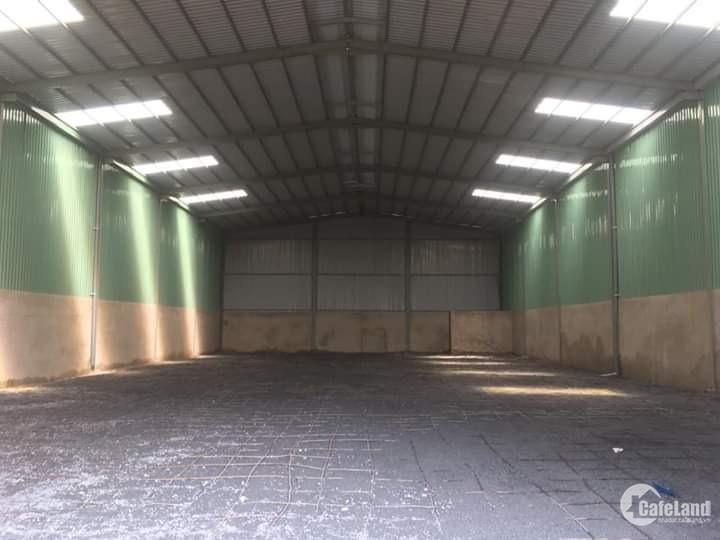 cho thuê xưởng ngay cầu ông đụng   quận 12 đường xe container vô thoải mái .