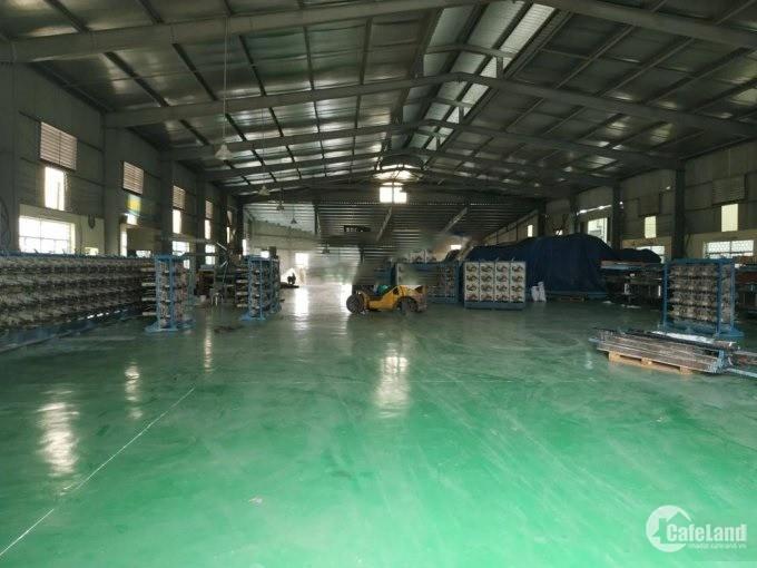 Cho thuê kho xưởng DT 500m2-8000m2 Cầu Diễn, Nam Từ Liêm, Hà Nội.