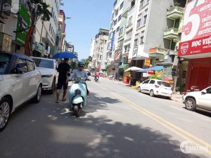 Cho thuê nhà mặt phố Trung Phụng, quận Đống Đa, Hà Nội