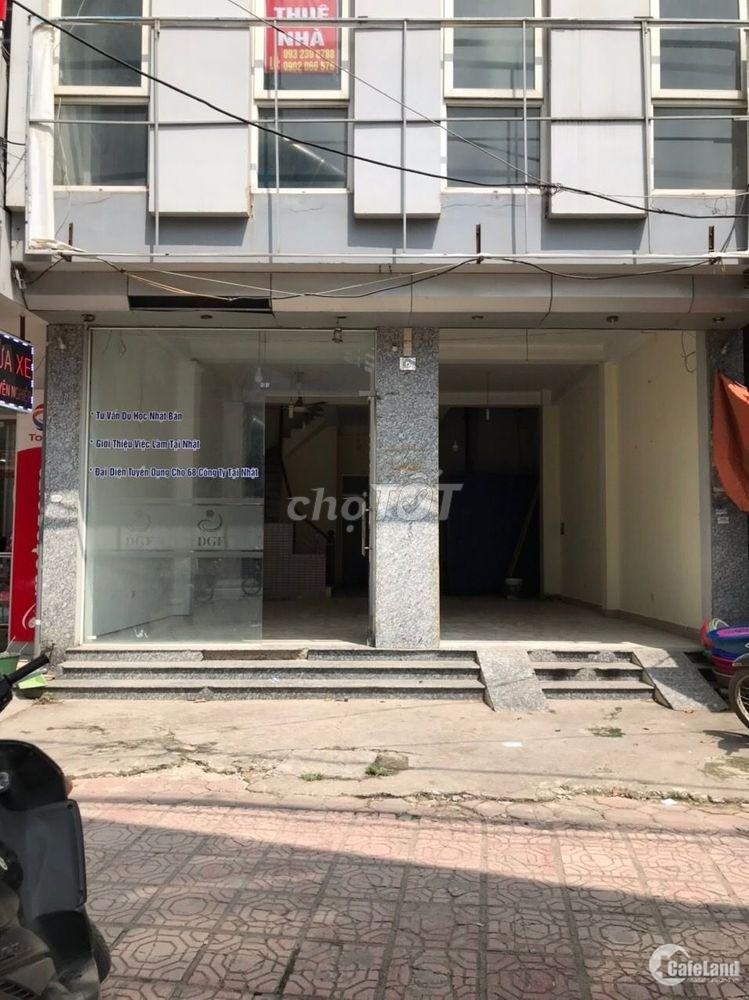 Cho thuê nhà mặt phố 6 tầng KD mọi hình thức, gần ngã tư Văn Phú, HĐ.