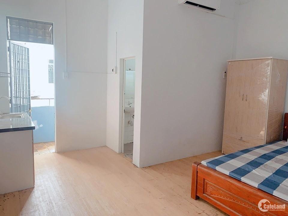 Cho thuê căn hộ mini đường Duy Tân full nội thất giá 4tr5/ tháng