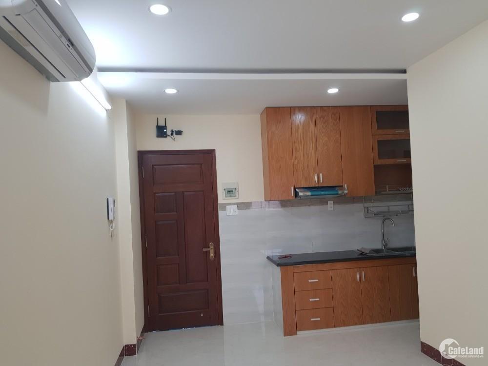 nhà ở cho thuê ( thiết kế như căn hộ) một P ngủ