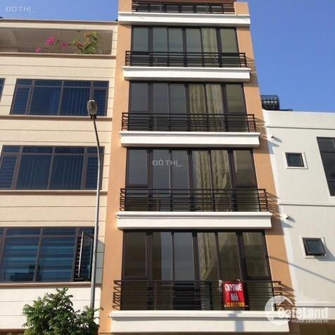 Cho thuê nhà nguyên căn 6 tầng kinh doanh khu phố Hà Trì, Hà Đông.