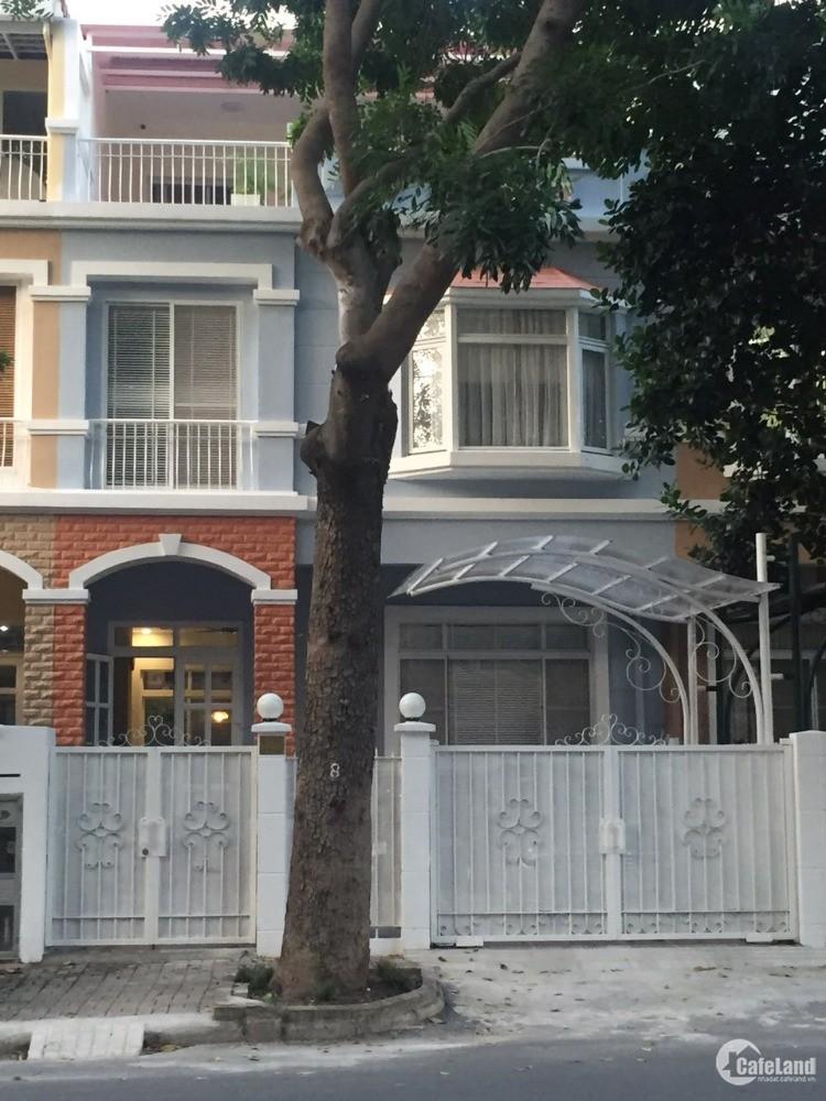 Sở hữu ngay biệt thự cao cấp khu Mỹ Thái 3, Phú Mỹ Hưng chỉ với 26tr