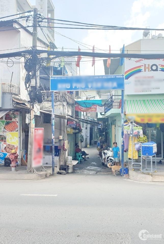Cho thuê nhà nguyên căn hẻm 27 đường Phạm Hùng Phường 9 Quận 8