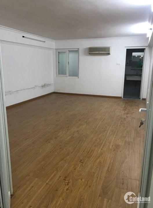Cho thuê nhà phố Quan Nhân, DT 67x4 tầng. giá 35tr/th