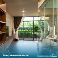Căn hộ nghỉ dưỡng Malibu Radisson Blu Hội An 1 PN cạnh biển Hà My