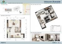hính chủ cần bán gấp căn hộ 2209 CC Itracom Đông Anh, DT 66M2, LH: 0906216126