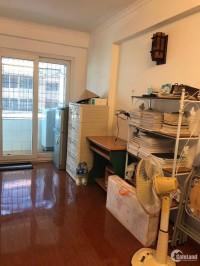 Bán căn hộ tập thể Khí Tượng Thuỷ Văn, ngõ 62 Nguyễn Chí Thanh giá 1.35 tỷ