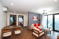 Bán căn hộ 3 phòng ngủ 105m2 - trung tâm Hạ Long - full đồ nội thất
