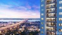 Bán cắt lỗ căn hộ 2PN chung cư Amber Riverside mới bàn giao cạnh Times City