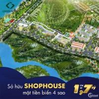 Shophouse thương mại – mặt tiền biển – thanh toán linh hoạt – CK 5%