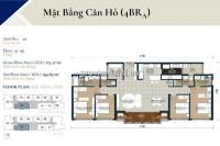Bán căn hộ tại Feliz en Vista với 4 phòng ngủ, diện tích 173m2, giá gốc chủ đầu