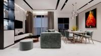 Bán căn hộ 3PN cao cấp Q4 ,qua Q1 chỉ 10p ,giá cực hot dành cho gia đình,full
