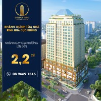 Selling and Leasing Golden King Officetel In Phu My Hung, District 7