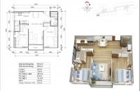 Bán căn hộ 2PN/2WC block HR3 Eco Green quận 7 chỉ 3,3 tỷ vat ck 6% Lh 0938677909