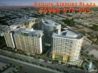 Bán căn hộ Sài Gòn Airport Plaza 2PN - 95m2, giá chỉ 3.95 - 4.1 tỷ,View đẹp