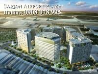 Bán căn hộ Sài Gòn Airport Plaza 3PN, 2PN, 1PN, Q Tân Bình, Tp HCM,