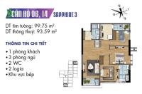 Sở hữu căn hộ cao cấp Hồ Tùng Mậu, chỉ cần thanh toán 50% nhận nhà. Giá bán tốt
