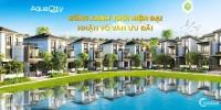 Thanh toán 30% tới khi nhận nhà, Sở hữu Biệt thự sinh thái ven sông Aqua City
