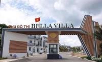 Bella Villa nhà phố và BT tại TT thị trấn Đức Hòa,SHR giá 2 tỷ,CK 5%.