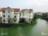 Bán căn biệt thự Đơn Lập dự án VinhomeRiveside Long Biên, 288m2, giá 18 tỷ.