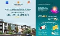 Dự án khu đô Thị Kim Hoa – Mê Linh thuộc xã Phúc Thắng huyện Mê Linh, Hà Nội
