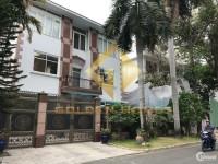 Bán biệt thự đơn lập nhà thô ngay Phú mỹ hưng, khu Nam viên, quận 7